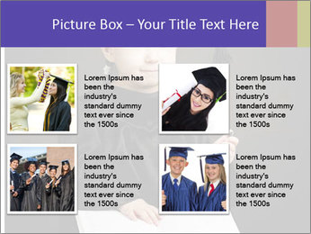 Little student PowerPoint Templates - Slide 14