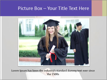 Little student PowerPoint Templates - Slide 15