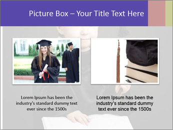 Little student PowerPoint Templates - Slide 18