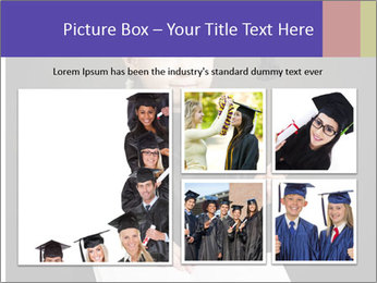 Little student PowerPoint Templates - Slide 19