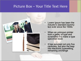 Little student PowerPoint Templates - Slide 20