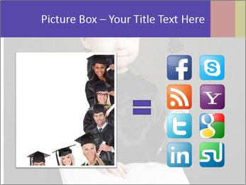 Little student PowerPoint Templates - Slide 21