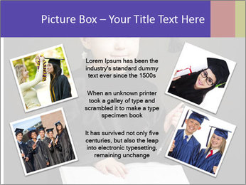 Little student PowerPoint Templates - Slide 24