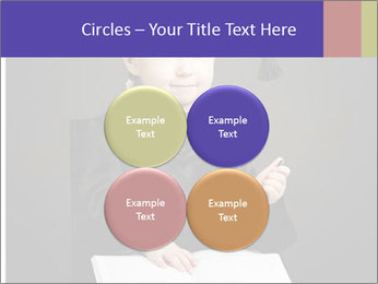 Little student PowerPoint Templates - Slide 38