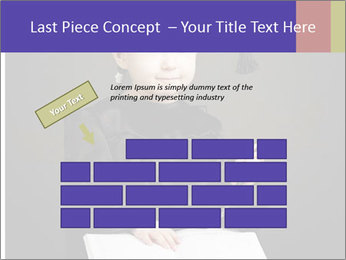 Little student PowerPoint Templates - Slide 46
