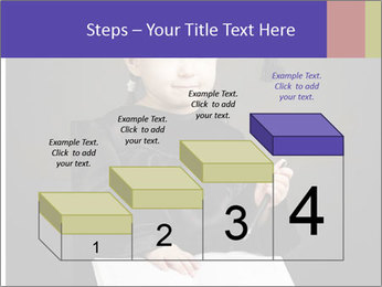 Little student PowerPoint Templates - Slide 64