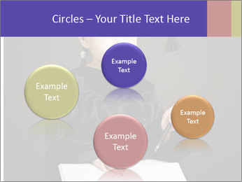 Little student PowerPoint Templates - Slide 77