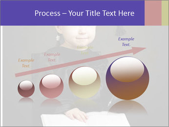 Little student PowerPoint Templates - Slide 87