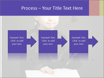 Little student PowerPoint Templates - Slide 88