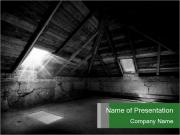Awesome horror PowerPoint Templates
