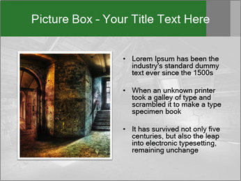 Awesome horror PowerPoint Template - Slide 13