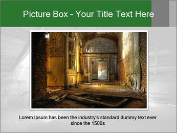Awesome horror PowerPoint Template - Slide 16