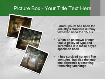 Awesome horror PowerPoint Template - Slide 17