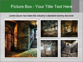 Awesome horror PowerPoint Template - Slide 19