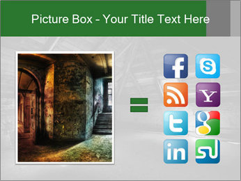 Awesome horror PowerPoint Template - Slide 21