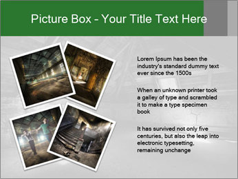 Awesome horror PowerPoint Template - Slide 23