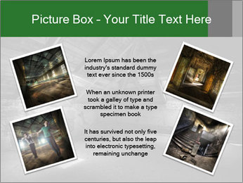 Awesome horror PowerPoint Template - Slide 24