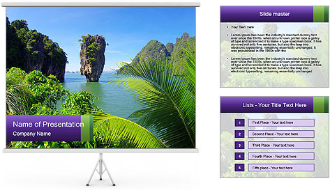 0000087245 PowerPoint Template