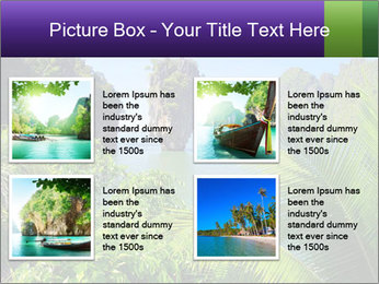 Island PowerPoint Templates - Slide 14