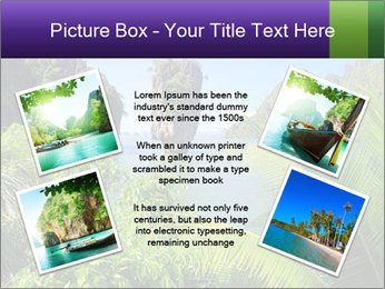 Island PowerPoint Templates - Slide 24