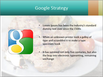 Barbecue, steak PowerPoint Template - Slide 10