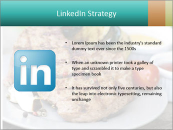 Barbecue, steak PowerPoint Template - Slide 12