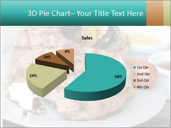 Barbecue, steak PowerPoint Template - Slide 35