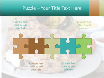 Barbecue, steak PowerPoint Template - Slide 41