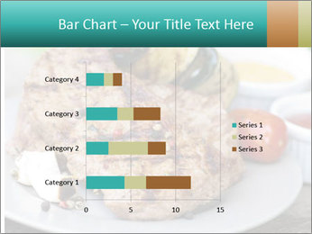 Barbecue, steak PowerPoint Template - Slide 52