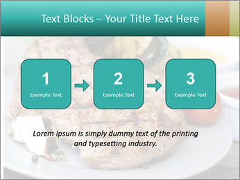 Barbecue, steak PowerPoint Template - Slide 71