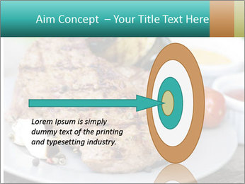Barbecue, steak PowerPoint Template - Slide 83