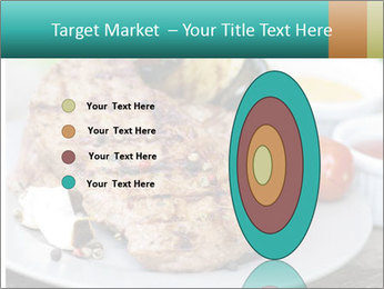 Barbecue, steak PowerPoint Template - Slide 84