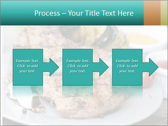Barbecue, steak PowerPoint Template - Slide 88