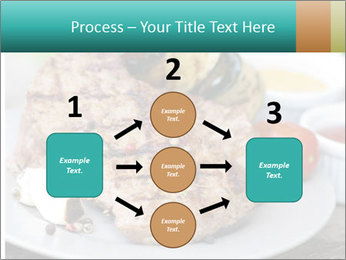 Barbecue, steak PowerPoint Template - Slide 92