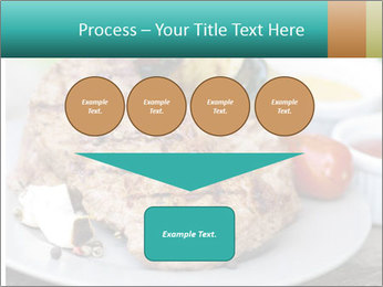 Barbecue, steak PowerPoint Template - Slide 93