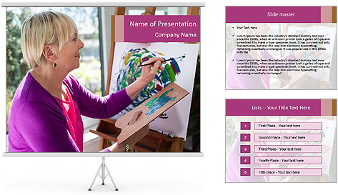0000087247 PowerPoint Template