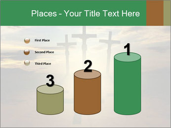Еhree easter crosses PowerPoint Template - Slide 65