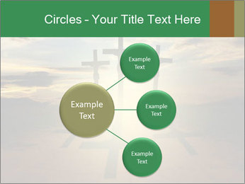 Еhree easter crosses PowerPoint Template - Slide 79