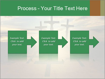 Еhree easter crosses PowerPoint Template - Slide 88