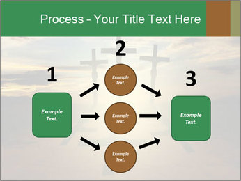 Еhree easter crosses PowerPoint Template - Slide 92