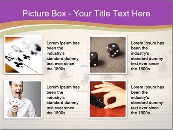 Old chinese game PowerPoint Templates - Slide 14