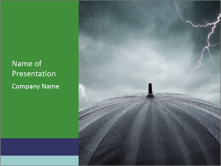 Rain PowerPoint Templates
