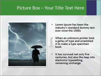 Rain PowerPoint Templates - Slide 13