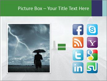 Rain PowerPoint Templates - Slide 21