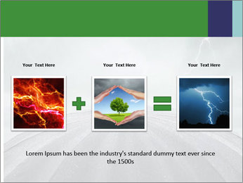 Rain PowerPoint Templates - Slide 22