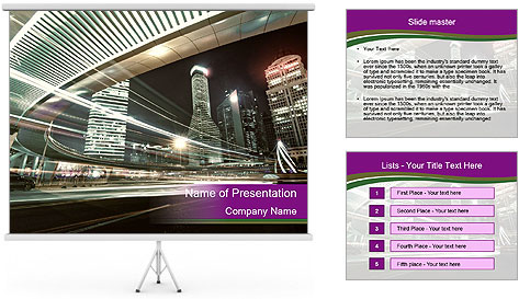 0000087253 PowerPoint Template