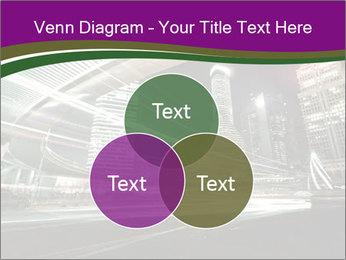 Shanghai Pudong skyline PowerPoint Templates - Slide 33