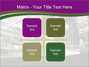 Shanghai Pudong skyline PowerPoint Template - Slide 37