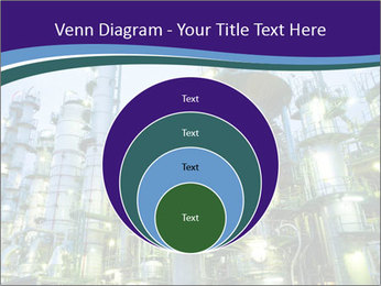 Petrochemical plant PowerPoint Template - Slide 34