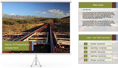 0000087263 PowerPoint Template